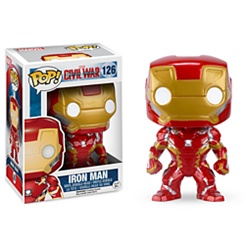 Iron Man Pop! Vinyl Bobble-Head Figure by Funko