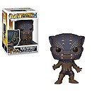 Black Panther Warrior Falls Pop! Vinyl Bobble-Head Figure by Funko