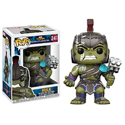 Hulk Pop! Vinyl Bobble-Head Figure by Funko - Marvel's Thor: Ragnarok