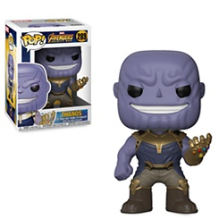 Thanos Pop! Vinyl Bobble-Head Figure by Funko - Marvel's Avengers: Infinity War