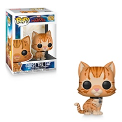 Goose the Cat Pop! Vinyl Bobble-Head Figure by Funko