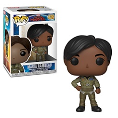 Maria Rambeau Pop! Vinyl Bobble-Head Figure by Funko - Marvel's Captain Marvel