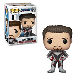 Tony Stark Pop! Vinyl Figure by Funko - Marvel's Avengers: Endgame