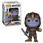 Thanos Pop! Vinyl Figure by Funko - Marvel's Avengers: Endgame