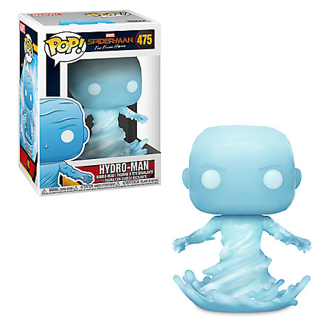 Hydro-Man Pop! Vinyl Figure by Funko - Spider-Man: Far from Home