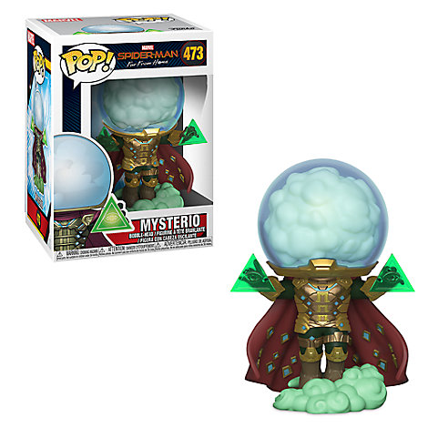 Mysterio Pop! Vinyl Figure by Funko - Spider-Man: Far from Home