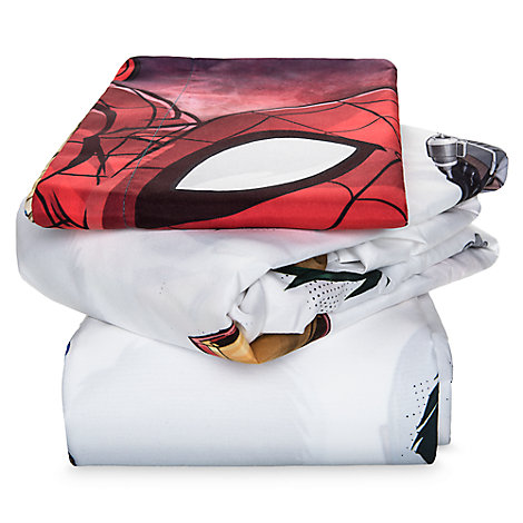 Avengers Sheet Set - Twin