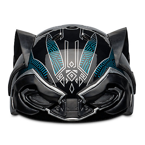 Black Panther Bike Helmet for Kids