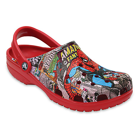 Spider-Man Crocs™ Clogs for Adults