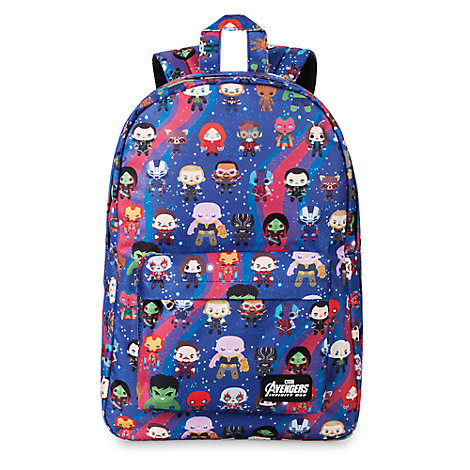 Marvel's Avengers: Infinity War Backpack by Loungefly