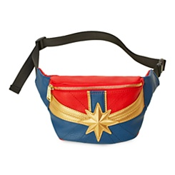 Marvel's Captain Marvel Hip Pack by Loungefly