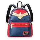 Marvel's Captain Marvel Mini Backpack by Loungefly