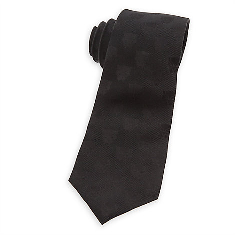Black Panther Silk Tie