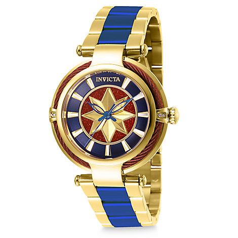 Marvel's Captain Marvel Watch for Women by INVICTA