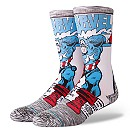 Captain America Socks for Adults by Stance