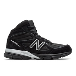 Black Panther 990v4 Sneakers for Men by New Balance