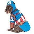 Captain America Pet Costume by Rubie's