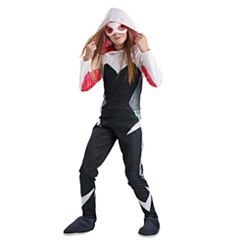 Spider-Gwen Deluxe Costume for Kids by Rubies