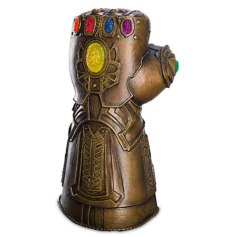 Thanos Costume Infinity Gauntlet for Adults by Rubies
