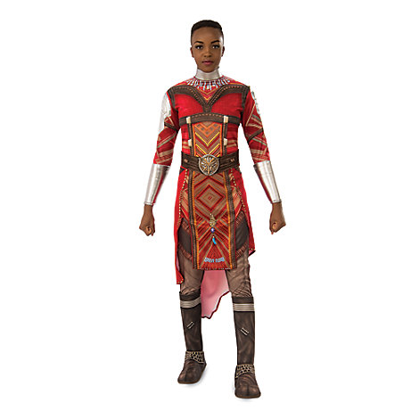 Wakandan Warrior Deluxe Costume for Adults by Rubies - Black Panther