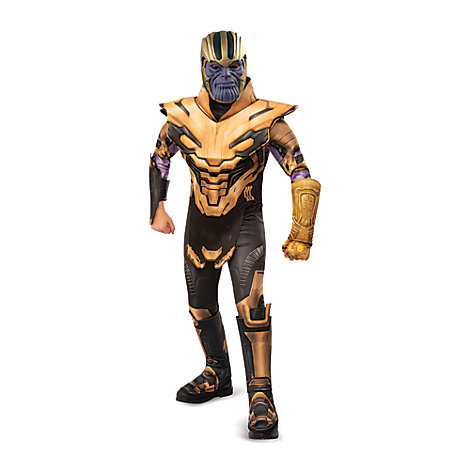 Thanos Deluxe Costume for Kids by Rubie's