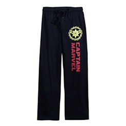 Marvel's Captain Marvel Lounge Pants for Men