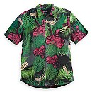 Deadpool Aloha Shirt for Men by Mighty Fine