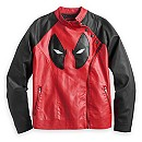 Deadpool Motorcycle Jacket for Women by Mighty Fine