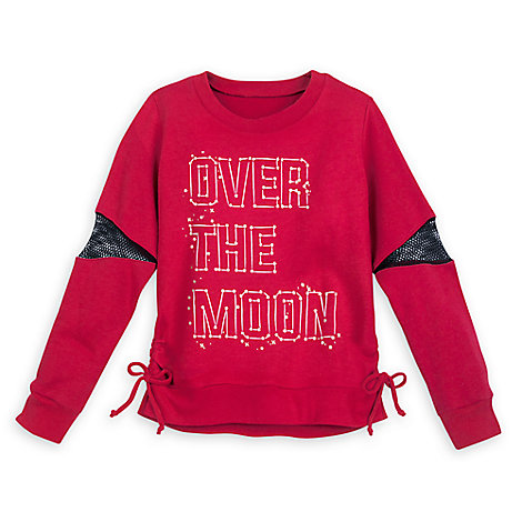 Marvel's Captain Marvel Pullover for Tweens
