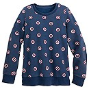 Captain America Sweatshirt for Women by Her Universe