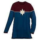 Captain Marvel Pullover for Women by Musterbrand