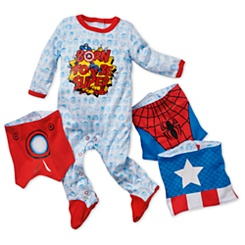 Marvel Gift Set for Baby