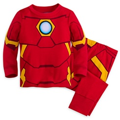 Iron Man PJ PALS Set for Baby