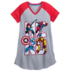Marvel Comics Nightshirt for Women