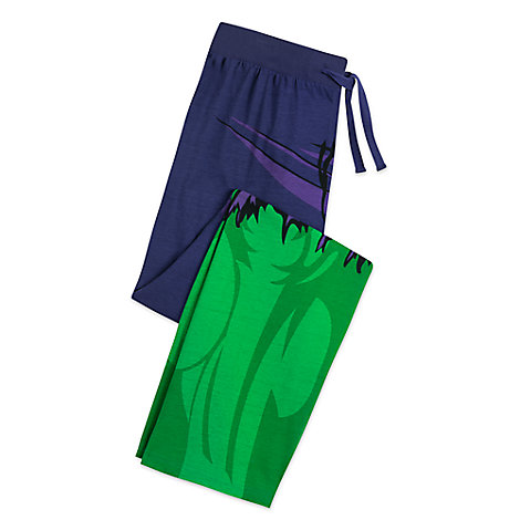 Hulk Costume Lounge Pants for Men
