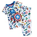 Avengers Sleep Set for Girls