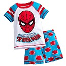 Spider-Man PJ PALS Short Set for Boys