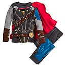 Thor Costume PJ PALS for Boys - MarvelThor: Ragnarok