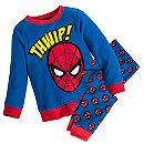 Spider-Man Fleece Sleep Set for Boys