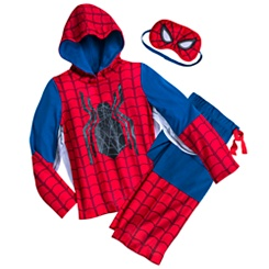 Spider-Man Deluxe Costume Sleep Set for Boys