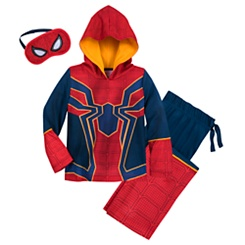 Spider-Man Glow-in-the-Dark Costume Sleep Set for Boys