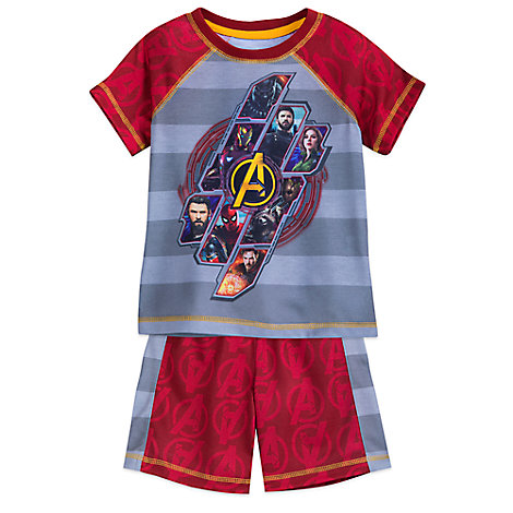 Marvel's Avengers: Infinity War Shorts Sleep Set for Boys