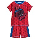 Spider-Man Shorts Sleep Set for Boys