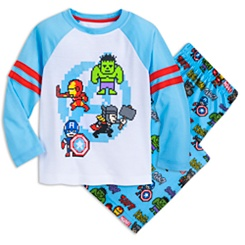 Avengers Pajama Gift Set for Kids
