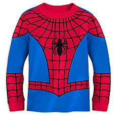 83cddcd0617f ... Spider-Man Costume PJ PALS for Boys