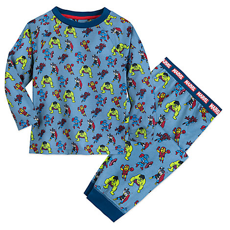 Avengers PJ Set for Boys
