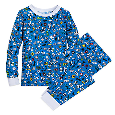 Marvel Avengers PJ PALS for Boys