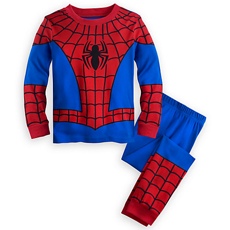 Spider-Man Deluxe PJ PALS for Boys
