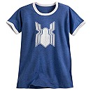 Spider-Man Icon Ringer Tee for Ladies