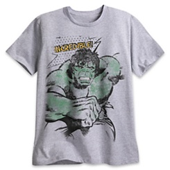 The Incredible Hulk T-Shirt for Men